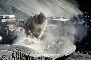 Suivi photographique du projet de sculpture de N. Delhaye - 05.10.2015 - St-Triphon ©Thierry Porchet /image21.ch